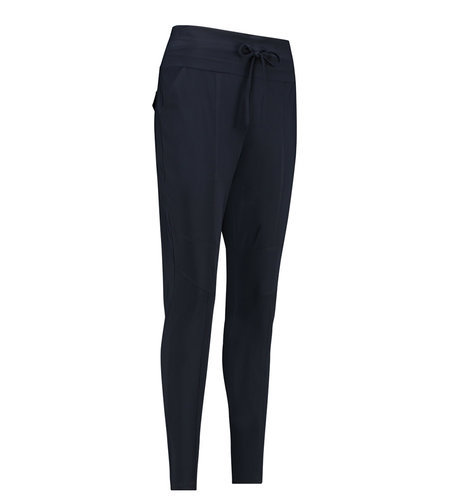 Studio Anneloes New Franka Trousers Dark Blue