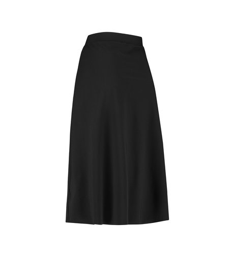 Studio Anneloes Nyah Button Skirt Black