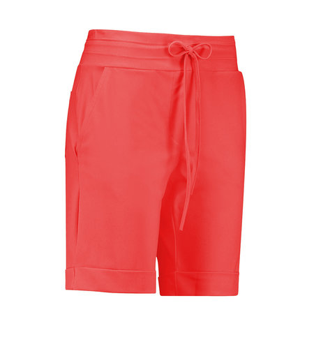 Studio Anneloes Bermuda Trousers Coral