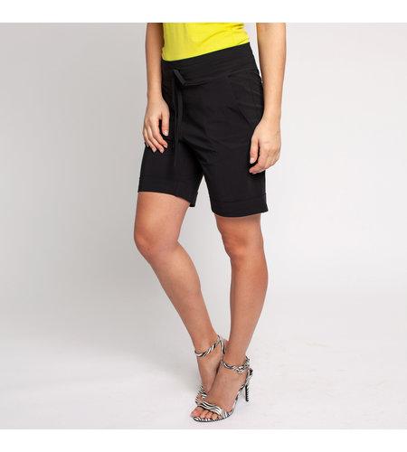 Studio Anneloes Bermuda Trousers Black