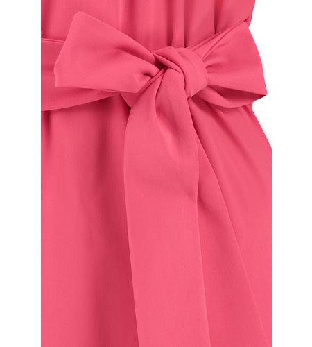 Studio Anneloes Flex Dress Shortsleeve Cuff Raspberry