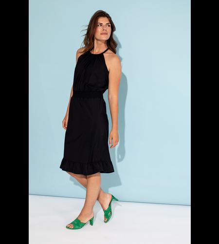 Studio Anneloes Carla Smoq Dress Black