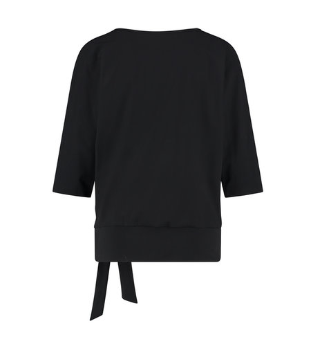 Studio Anneloes Macarena Shirt Black