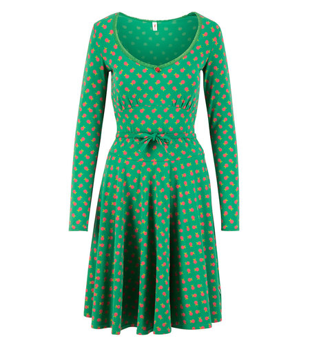 Blutsgeschwister Ode To The Woods Dress Apple Picking