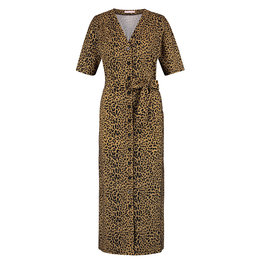 Studio Anneloes Cintia Leopard Dress