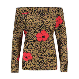 Studio Anneloes Dolly Leo Flower Shirt