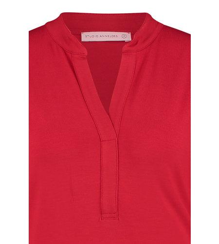 Studio Anneloes Stella Dress Red