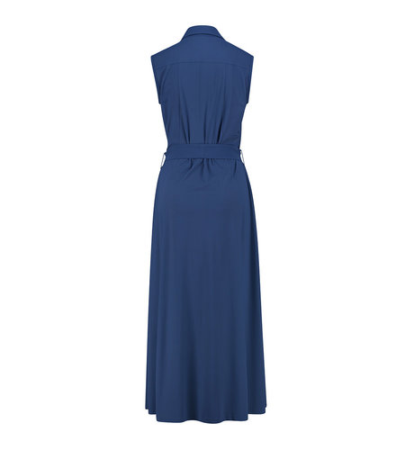 Studio Anneloes Indy Sleeveless Dress Classic Blue