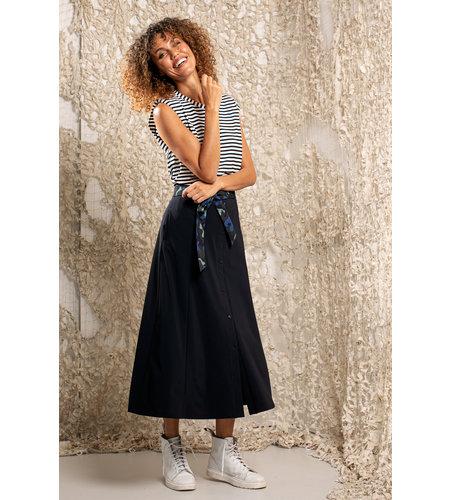 Studio Anneloes Suze Skirt Dark Blue
