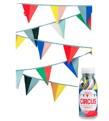 Engelpunt Circus Mini Stoffen Slinger