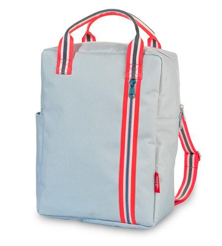 Engelpunt Backpack Large Zipper 2.0 Light Blue