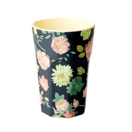 RICE Melamine Two Tone Tall Cup