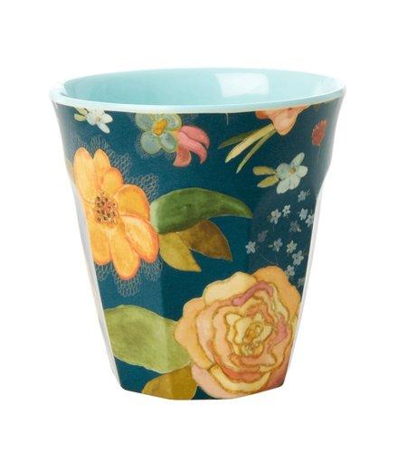 RICE Melamine Cup Selma Fall Flower