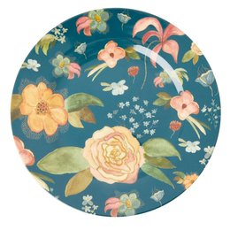 RICE Melamine Dinner Plate