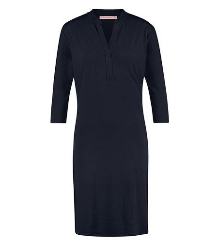 Studio Anneloes Stella Dress Dark Blue