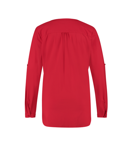 Studio Anneloes Evi Blouse Red