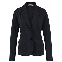 Studio Anneloes Clean Blazer Dark Blue