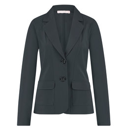Studio Anneloes Clean Blazer Dark Grey