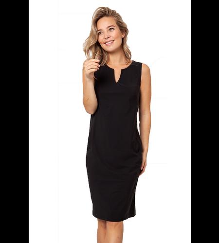 Studio Anneloes Simplicity Sleeveless Dress Black