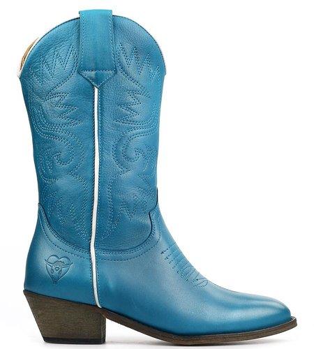 La Pintura Cowboy Laarzen Isabel Light Blue