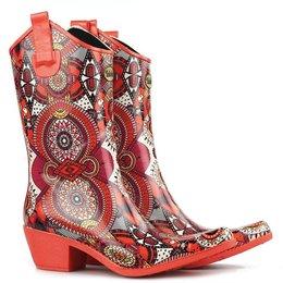 Talolo Regenlaarzen Boots Aztec
