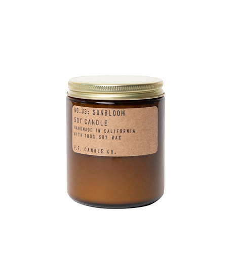 PF. Candle Co. Sunbloom Standard Candle