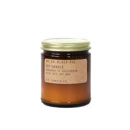 PF. Candle Co. Black Fig Standard Candle