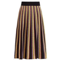 King Louie Stripe Skirt Bazaar