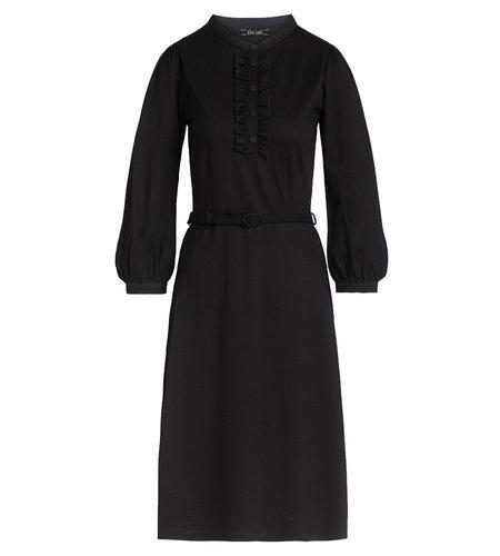 King Louie Caro Dress Ecovero Classic Black
