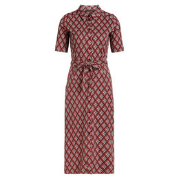 King Louie Rosie Slim Fit Dress Mallory