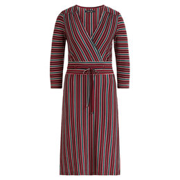 King Louie Cecil Dress Nippon Stripe