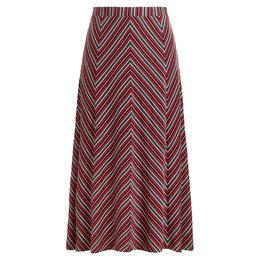 King Louie Juno Panel Skirt Nippon Stripe