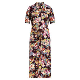 King Louie Rosie Slim Fit Dress Salon