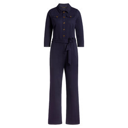 King Louie Olive Jumpsuit Uni Rodeo