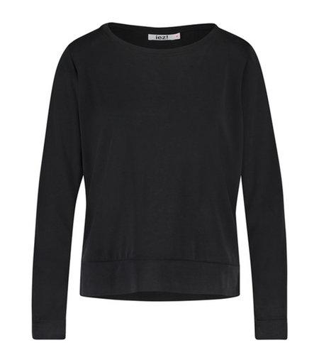 IEZ! Shirt Modal Black