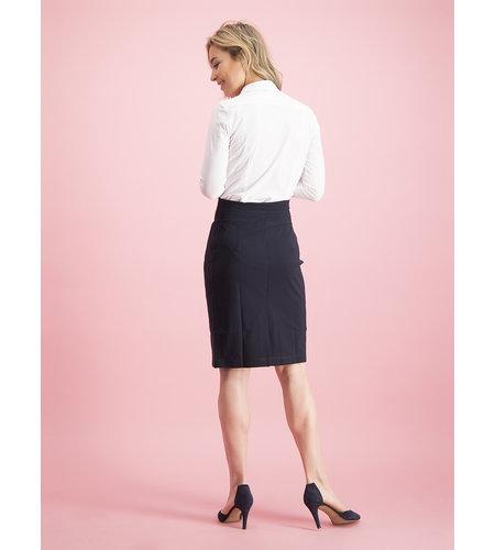 Studio Anneloes Rene Skirt Dark Blue