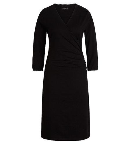 King Louie Cross Dress Ecovero Classic Black