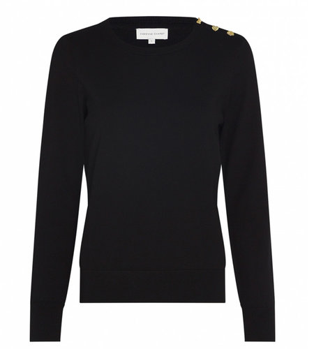 Fabienne Chapot Molly Pullover Black