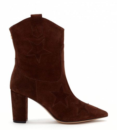 Fabienne Chapot Hugo Star Boot Dark Brown