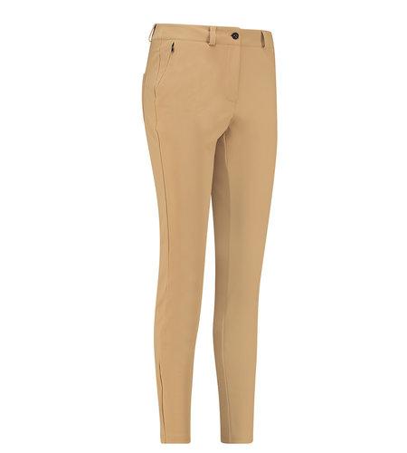 Studio Anneloes Soho Bonded Trousers Camel