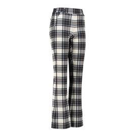 Studio Anneloes Flair Plaid Trousers