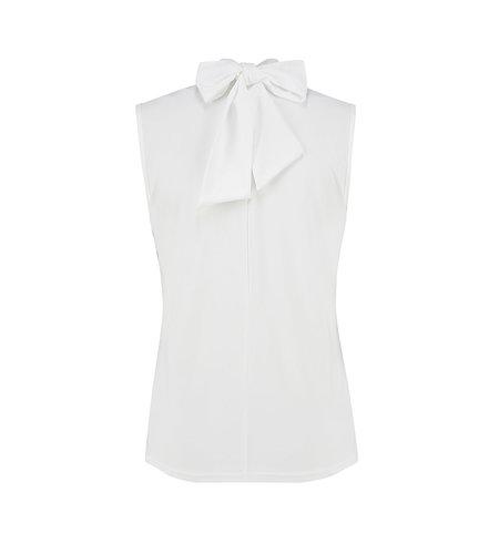Studio Anneloes Iris Shortsleeve Blouse Off White