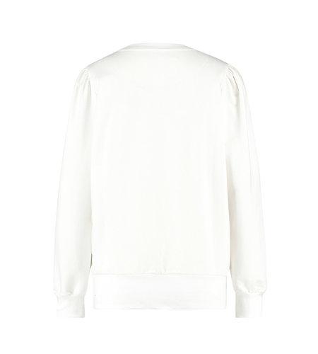 Studio Anneloes Maud Sweat Pullover Off White
