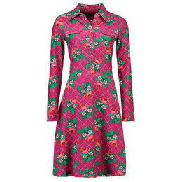 Tante Betsy Dress Texas Rose Stich