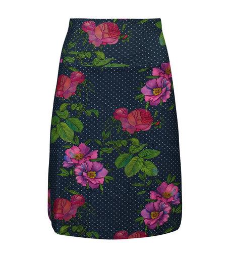 Tante Betsy Skirt Romantica Navy