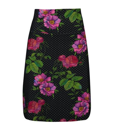 Tante Betsy Skirt Romantica Black