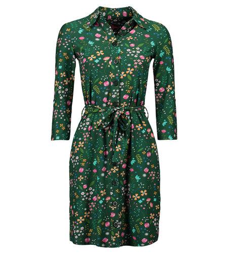 Tante Betsy Shirt Dress Lovely Green