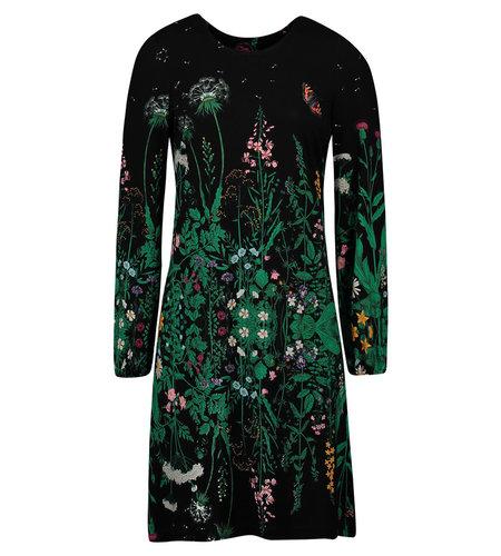 Tante Betsy Dress Katja Dandelion Black