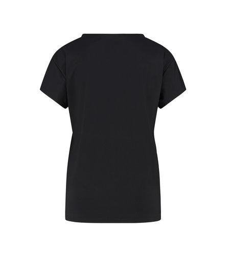 Studio Anneloes Roller Top Shortsleeve Black