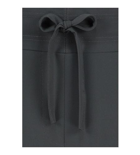 Studio Anneloes Road Tape Trousers Dark Grey